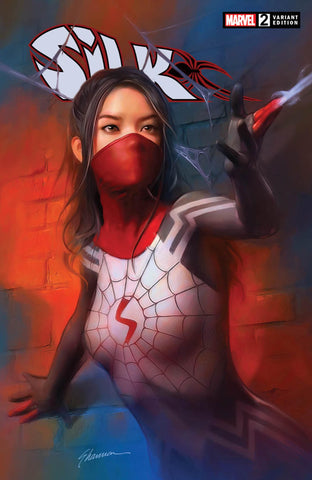 SILK #2 SHANNON MAER MASKED TRADE DRESS VARIANT LIMITED TO 3000