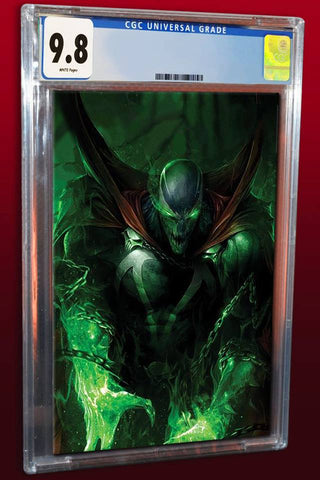 04/04/2018 SPAWN #284 CVR C FRANCESCO MATTINA VIRGIN CGC 9.8 PREORDER