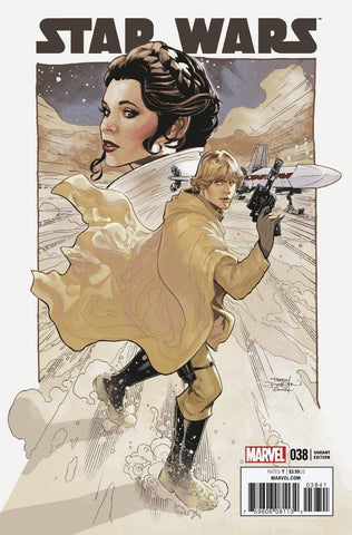 STAR WARS #38 TERRY DODSON 1:50 VARIANT
