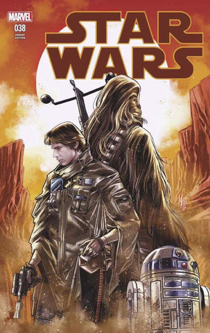 STAR WARS #38 MARCO CHECCHETTO VARIANT LIMITED TO 3000