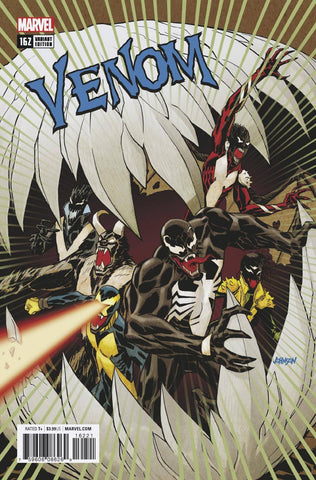 VENOM #162 1:50 DAVE JOHNSON VARIANT