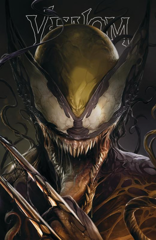 VENOM #6 FRANCESCO MATTINA VENOMIZED X-23 VARIANT COVER B - Sad Lemon Comics