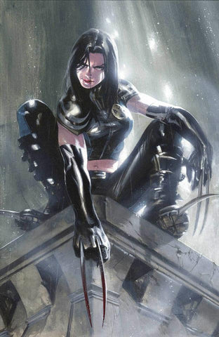X-MEN RED #1 GABRIELE DELL'OTTO VIRGIN VARIANT