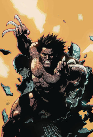 RETURN OF WOLVERINE #1 1:25 YU VARIANT