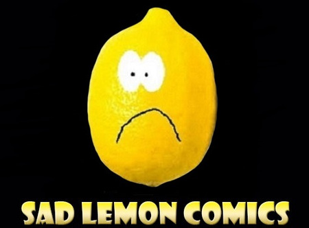 Sad Lemon Comics