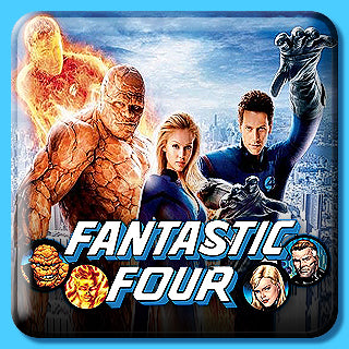 SILVER SURFER / FANTASTIC FOUR