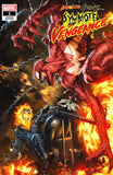 7 Ate 9 Comics Comic ABSOLUTE CARNAGE SYMBIOTE OF VENGEANCE #1 Skan Srisuwan Variant Cover LTD To ONLY 600 With COA