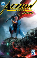 7 Ate 9 Comics Comic ACTION COMICS #1000 Mattina Trade Dress Variant Cover