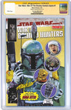 7 Ate 9 Comics Comic CGC SIGNED Gold Trade Dress STAR WARS: WAR OF THE BOUNTY HUNTERS ALPHA #1 CGC SIGNED Mike Mayhew - New Mutants #87 Homage Variants - COVER OPTIONS