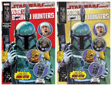 7 Ate 9 Comics Comic Red & Gold Trade Dress Set (2 Comics) STAR WARS: WAR OF THE BOUNTY HUNTERS ALPHA #1 Mike Mayhew - New Mutants #87 Homage Variants - COVER OPTIONS