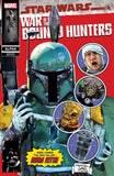 7 Ate 9 Comics Comic Red Trade Dress STAR WARS: WAR OF THE BOUNTY HUNTERS ALPHA #1 Mike Mayhew - New Mutants #87 Homage Variants - COVER OPTIONS