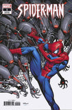 7 Ate 9 Comics Comic SPIDER-MAN #1 1:100 McGuiness Variant