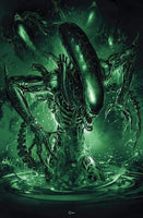 7 Ate 9 Comics Comic Trade Dress ALIEN #1 Clayton Crain Night Vision Variant - COVER OPTIONS