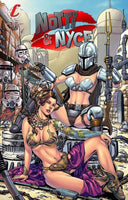 7 Ate 9 Comics Comic Trade Dress - Limited To 120 NOTTI & NYCE May 4th Star Wars Day Cabaltierra Variant Cover Options