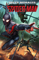 7 Ate 9 Comics Comic Trade Dress MILES MORALES: SPIDER-MAN #25 Greg Horn Variants - COVER OPTIONS