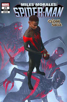 MILES MORALES: SPIDER-MAN #25 Rahzzah Ultimate Fallout #4 Homage Variant - COVER OPTIONS