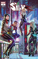 7 Ate 9 Comics Comic Trade Dress SILK #1 Kael Ngu Variant Covers - Options
