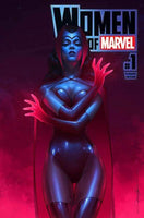 WOMEN OF MARVEL #1 Jee Hyung Lee Variants - COVER OPTIONS