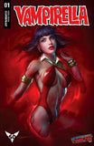 7 Ate 9 Comics Comic VAMPIRELLA #1 #2 Shannon Maer NYCC Variant Set Ltd To 500
