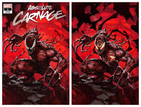 7 Ate 9 Comics Comic Virgin Variant Set ABSOLUTE CARNAGE #1 Skan Srisuwan Variant Cover Options