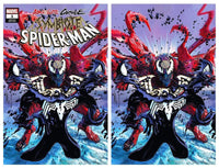 7 Ate 9 Comics Comic Virgin Variant Set ABSOLUTE CARNAGE SYMBIOTE SPIDER-MAN #1 Mike Mayhew Variant Cover Options