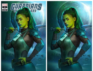 7 Ate 9 Comics Comic Virgin Variant Set GUARDIANS OF THE GALAXY #1 Shannon Maer Variant Cover Options