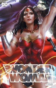 7 Ate 9 Comics Comic WONDER WOMAN #750 Derrick Chew Variant Cover