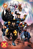 7 Ate 9 Comics Comic X-MEN #1 1:25 Artist Variant