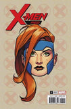 7 Ate 9 Comics Comic X-MEN: RED #1  1:10 Travis Charest  Headshot Variant Cover