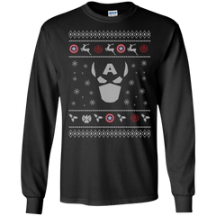 Cap America - Ugly Sweater LIMITED EDITION - primelinegear