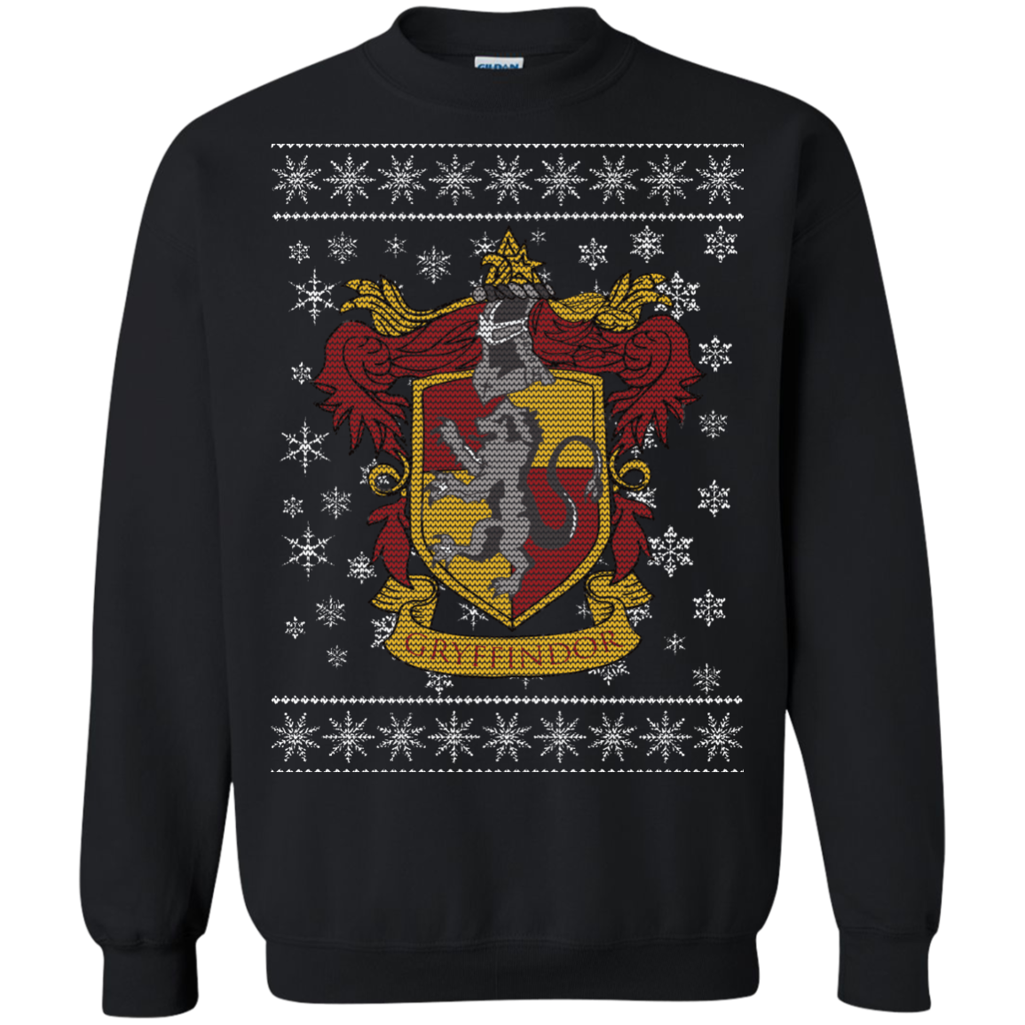 Gryffindor - Ugly Sweater LIMITED EDITION
