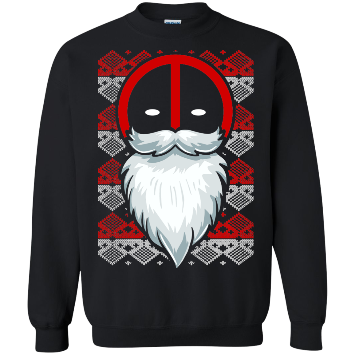 Santa Pool - Ugly Sweater