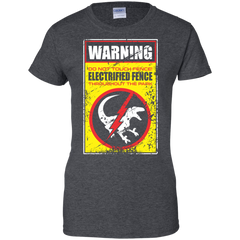 Jurassic Park Electric Fence LIMITED EDITION