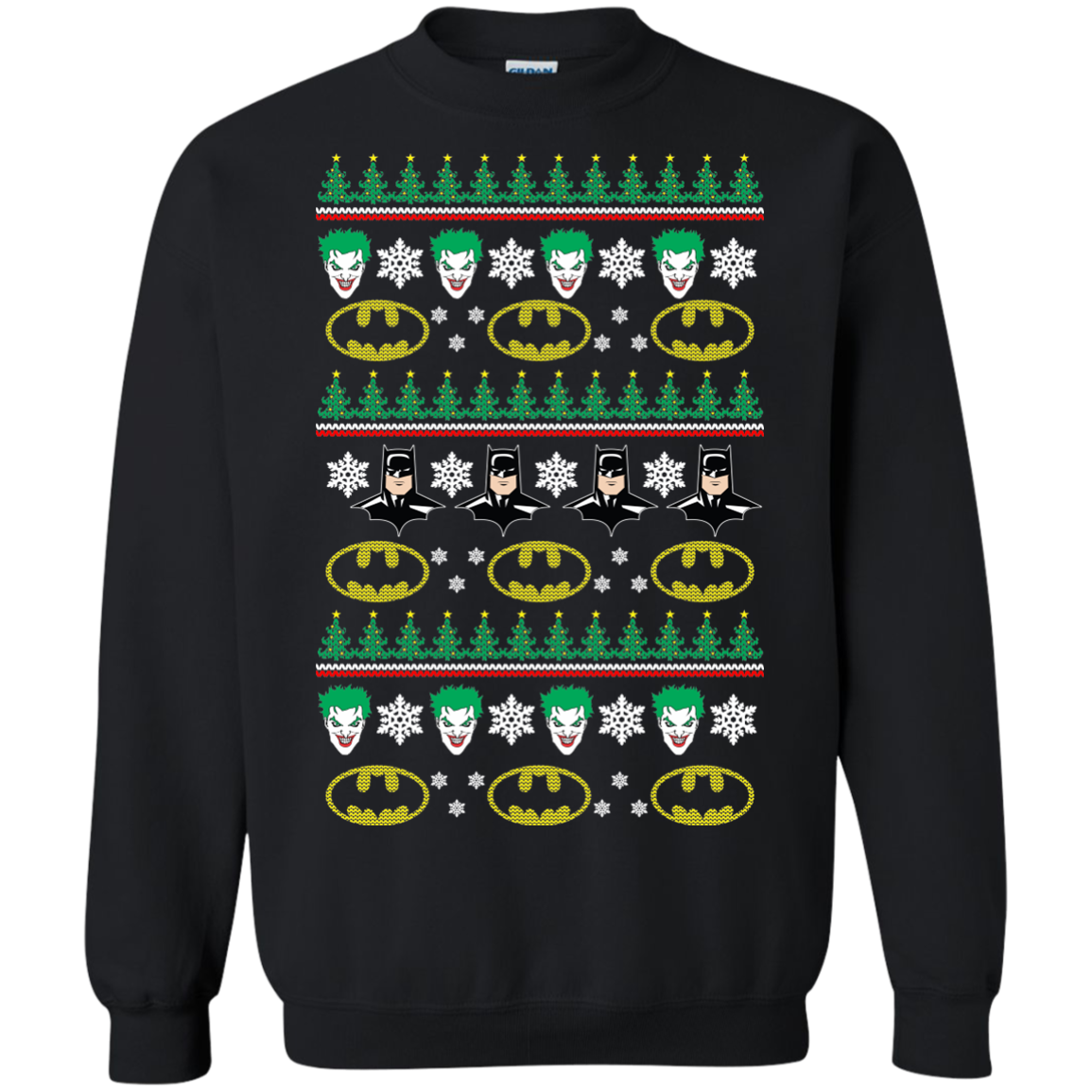 Bat-Christmas - Ugly Sweater LIMITED EDITION