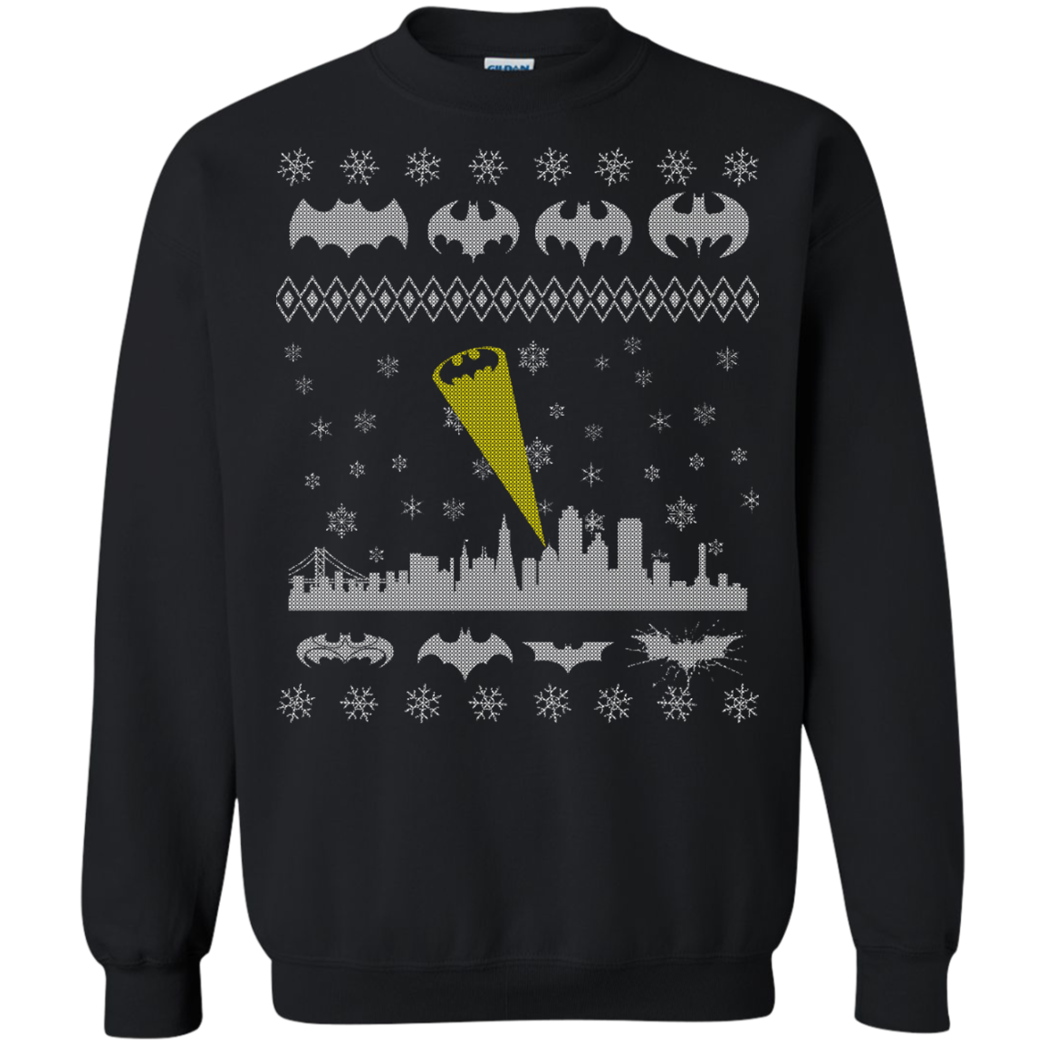 BatMan - Ugly Sweater LIMITED EDITION