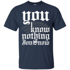 GoT You Know Nothing Jon Snow LIMITED EDITION