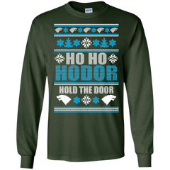 Ho-Ho-Hodor - Ugly Sweater LIMITED EDITION - primelinegear