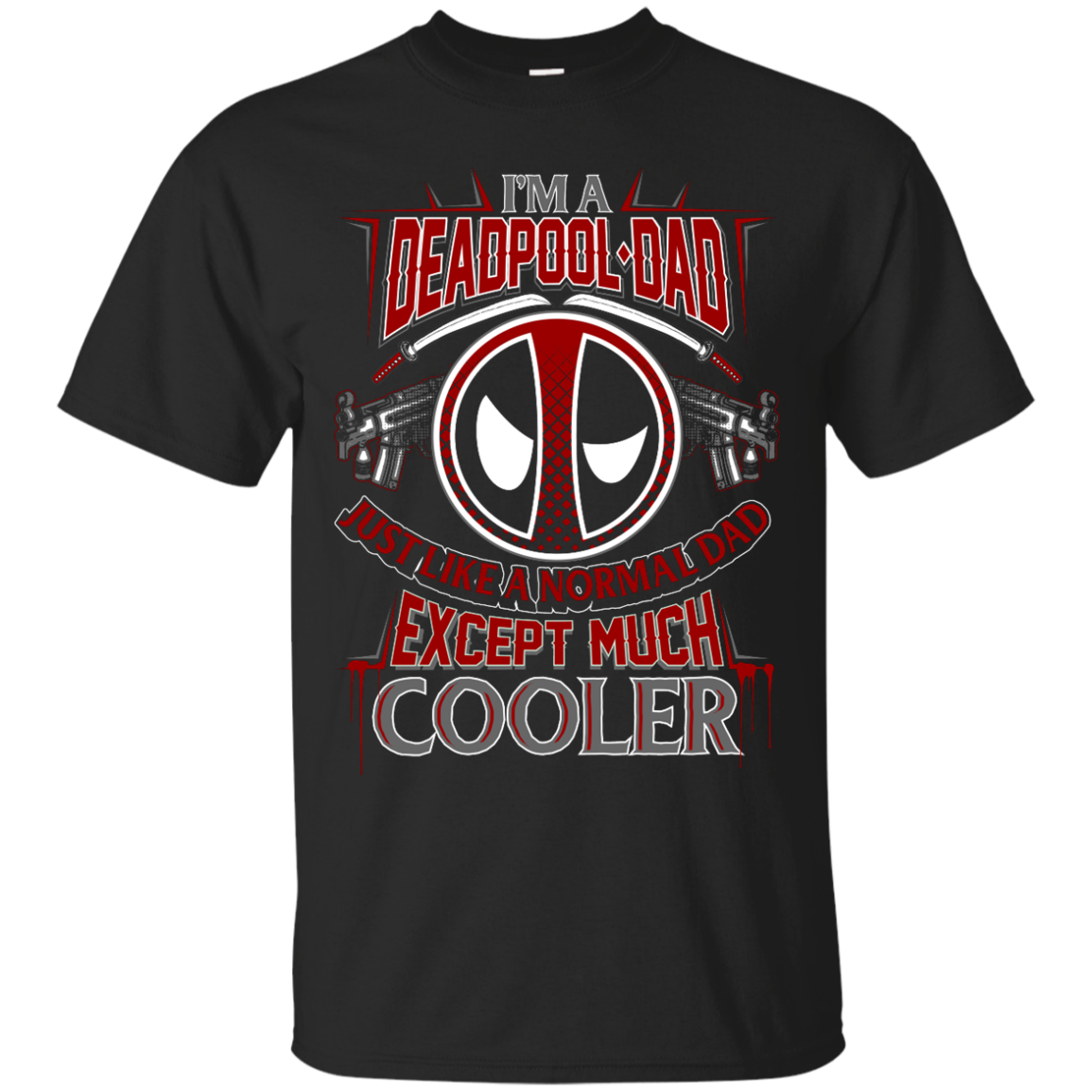 Deadpool Dad LIMITED EDITION