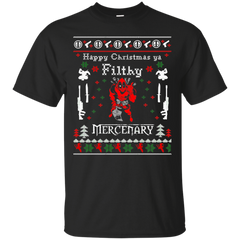 Filthy Mercenary - Ugly Sweater