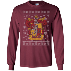 Gryffindor - Ugly Sweater LIMITED EDITION - primelinegear