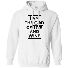 GoT I Am The God Of Tits And Wine LIMITED EDITION