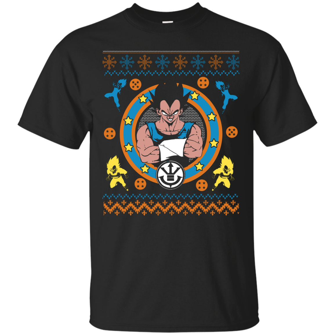 DBZ Vegeta Knit LIMITED EDITION