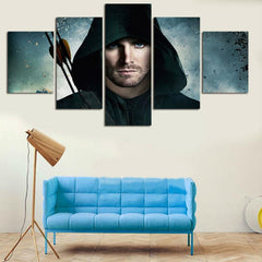 Oliver - 5 Piece Canvas