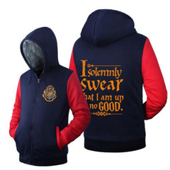 Harry Potter Solemnly Swear Jacket
