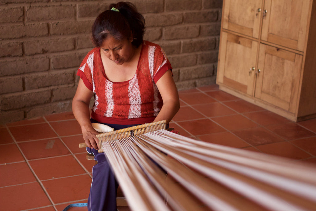 cielo-collective montana collection weaving women santo tomas jalieza