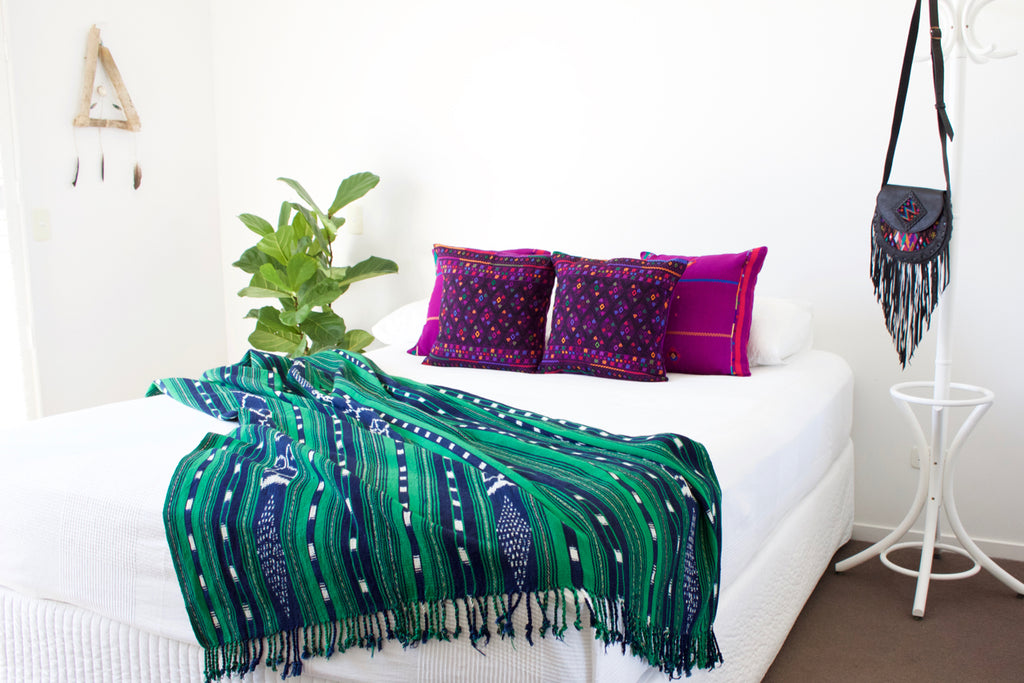 cielo-collective-verde-ikat-throw