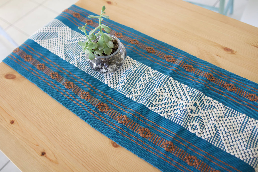 cielo collective jalieza table runner