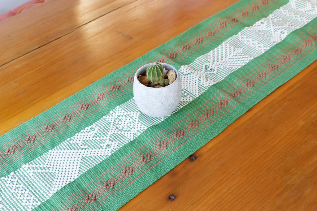 jalieza table runner cielo collective