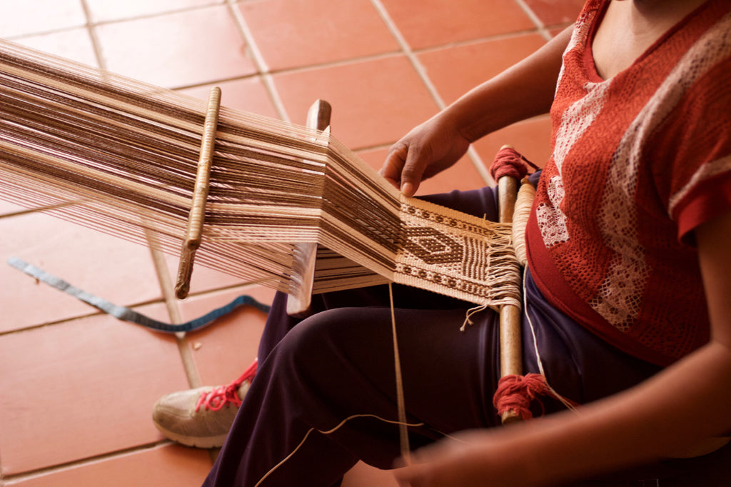cielo collective weaving women of santo tomas jalieza