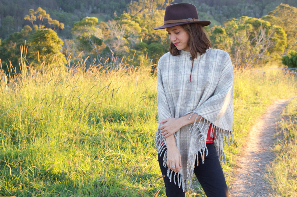 felix poncho cielo collective montana collection